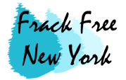 Frack Free New York Logo